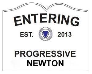 Progressive Newton Logo